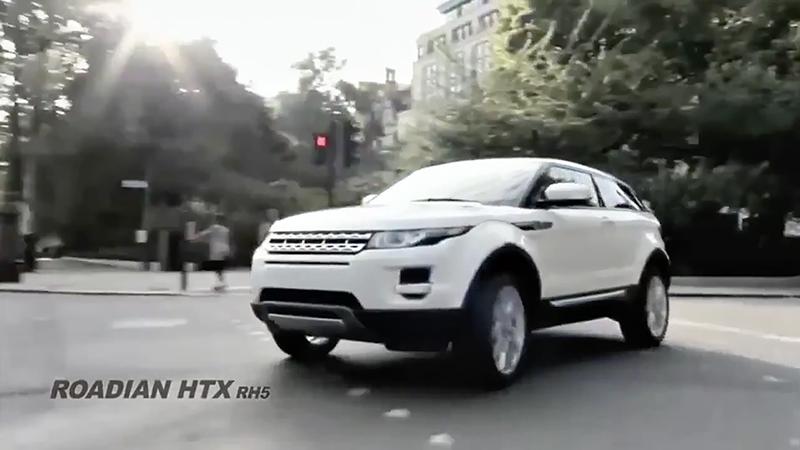 Roadian HTX RH5