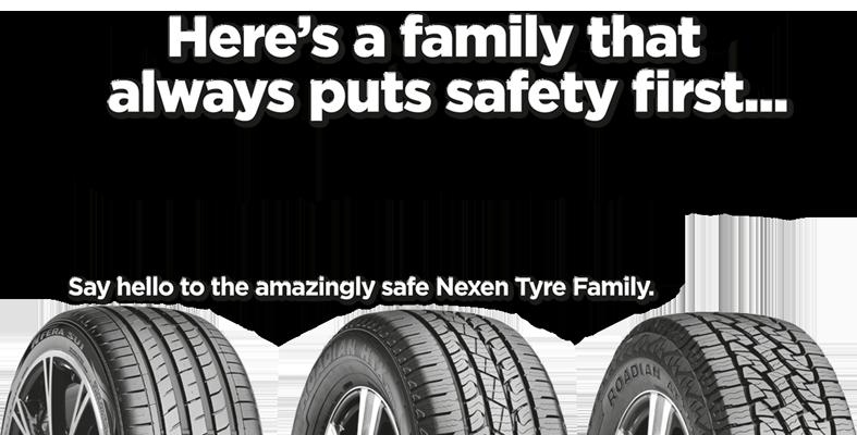 Nexen Family Tyres