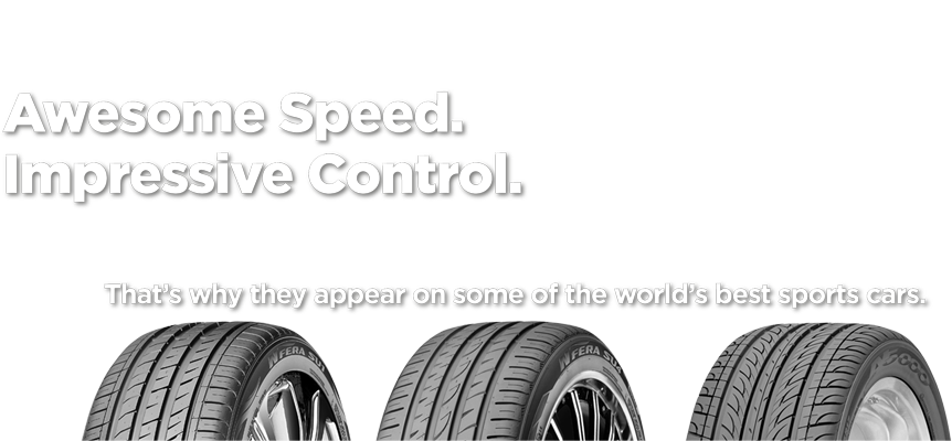 Nexen Tyres - Speed & Control