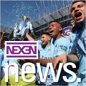 Nexen Celebrates Manchester City FC as Champions