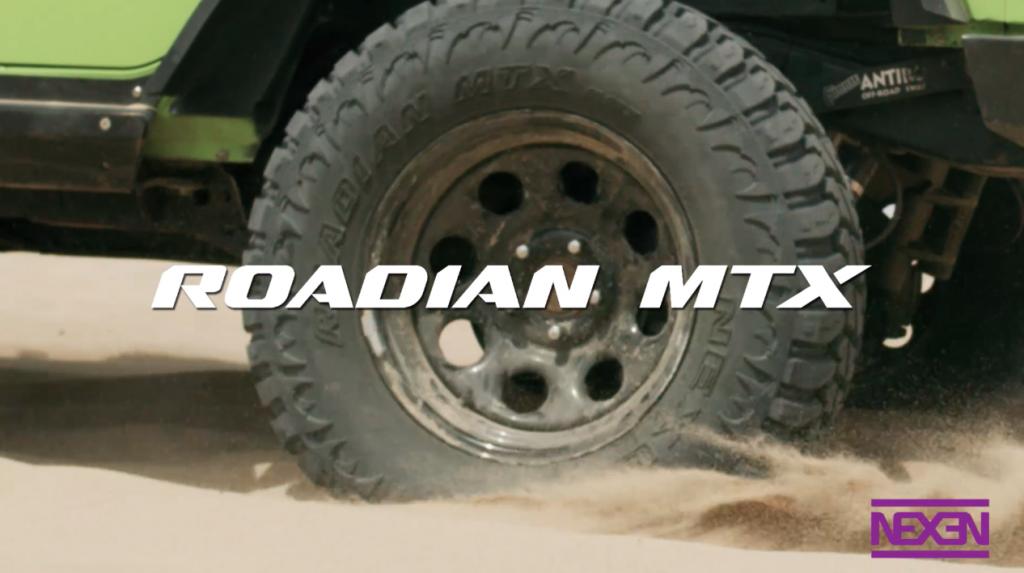 Roadian MTX